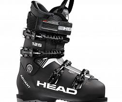HEAD ADVANT EDGE 125S ANTRACIT/BLACK