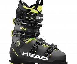 HEAD ADVANT EDGE 105 ANTRACIT/BLACK