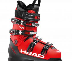 HEAD ADVANT EDGE 75 RED/BLACK