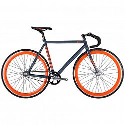 DRAG 28' ONE FIXIE 550 SIVO/ORANŽ