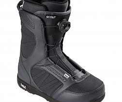 SCOUT LYT BOA Coiler charcoal