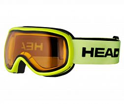 HEAD NINJA JUNIOR LIME-BLACK