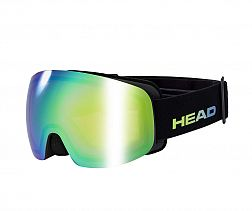 HEAD GALACTIC FMR+SPARELENS BLUE GREEN