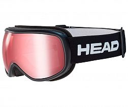 HEAD NINJA JUNIOR RED-BLACK
